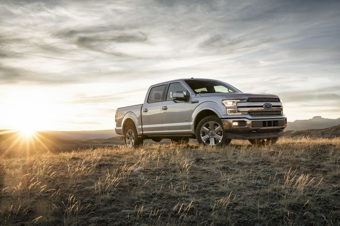 Have You Seen the 2018 Ford F-150?