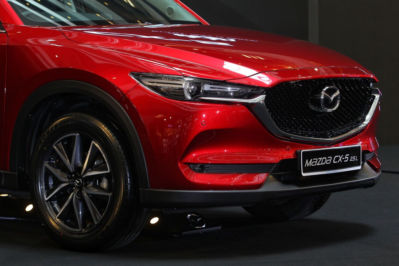 Mazda's Latest Crossover Offerings