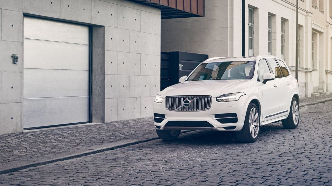 The 2018 Volvo SUV Lineup