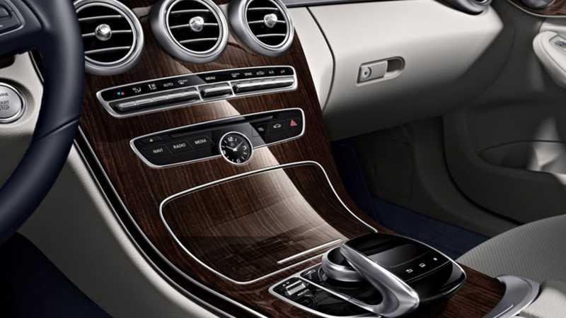 Sedans Interior