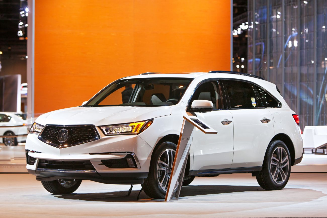 The Best Crossover SUVs from Acura