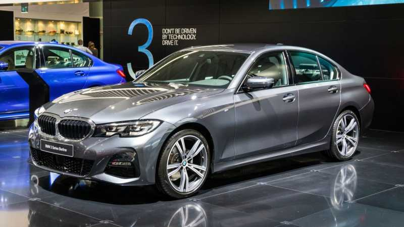 Inside The All New 2020 Bmw 3 Series