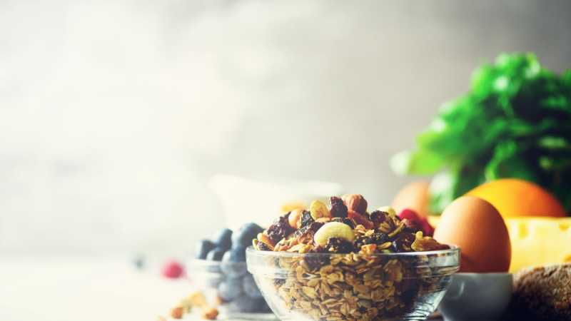Nutrition Tips for People with COPD